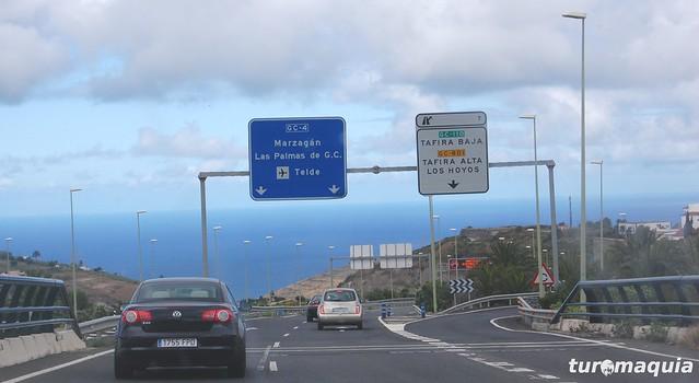 Estradas Gran Canaria