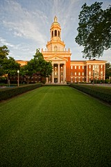 Baylor University - Pat Neff Hall (Matt Pasant) Tags: summer college canon campus texas waco dusk 5d baylor magichour big12 bayloruniversity patneff patneffhall canonef1635mmf28liiusm canoneos5dmarkii canon5dmkii 5dmarkii