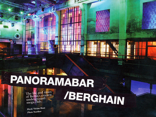 Berghain \ Panorama Bar Berlin