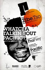 WATCHA_PACIFIC_h1400 (zibe_tso) Tags: art shop pacific vernissage 2009 busto arsizio zibe frafrey