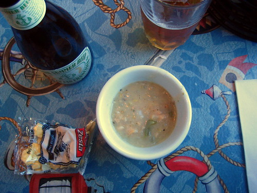 the best clam chowder. EVER.