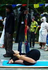 Dance of Shiva 2009 (minimalized) Tags: leica japan yoga m8 musicfestival raveparty indianmusic ashtanga 西伊豆 nishiizu ashtangayoga outdoorevent leicam8 danceofshiva minimalized ダンスオブシバ ダンスオブシバ 西伊豆