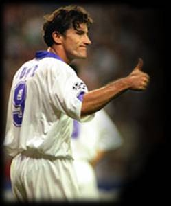 964f894fc Football Collection  Davor Suker 1997-1998 Real Madrid