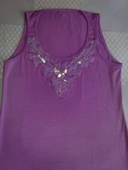 blusas 157 (Arte Detalhes) Tags: artesanato bordados camisetas trabalhosmanuais aplicao blusas patchcolagem artedetalhes