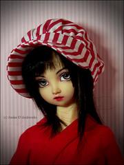 Candy Cane Cap