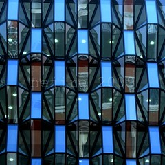 blue ... (_nejire_) Tags: blue england abstract building london lines line oxfordstreet canonefs60mmmacro 420pm 10faves canoneos400d fave10 abstractlook