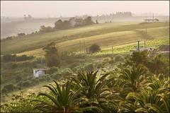 early morning (heavenuphere) Tags: morning italy landscape hotel early italia view balcony sicily sicilia selinunte castelvetrano 55250mm