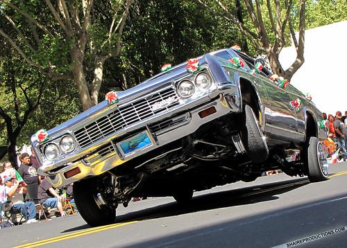 Lowrider Impala