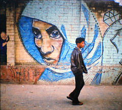 Sudder street  kolkata (Jules1405) Tags: world street travel people india west graffiti lomo lomography asia indian mini diana asie kolkata bengal indien calcutta inde occidental bengale reflectionsoflife lomographie lovelyphotos sudder jules1405 unseenasia