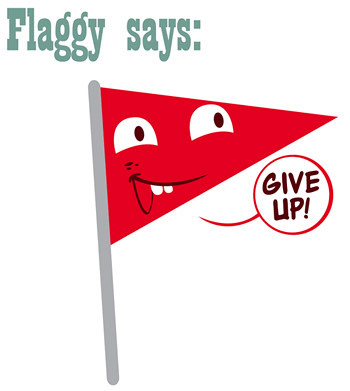 Flaggy Says