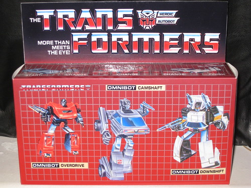 Mail-away G1 Transformers – Part 1 | Source Blog