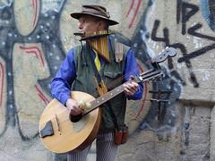 Napoli - Italy (amipreside) Tags: italy italia buskers napoli artisti ambulante suonatore thesuperbmasterpiece