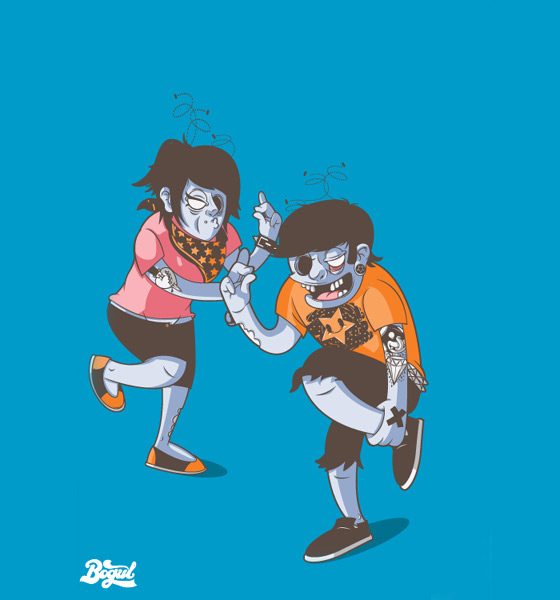 dibujos pop