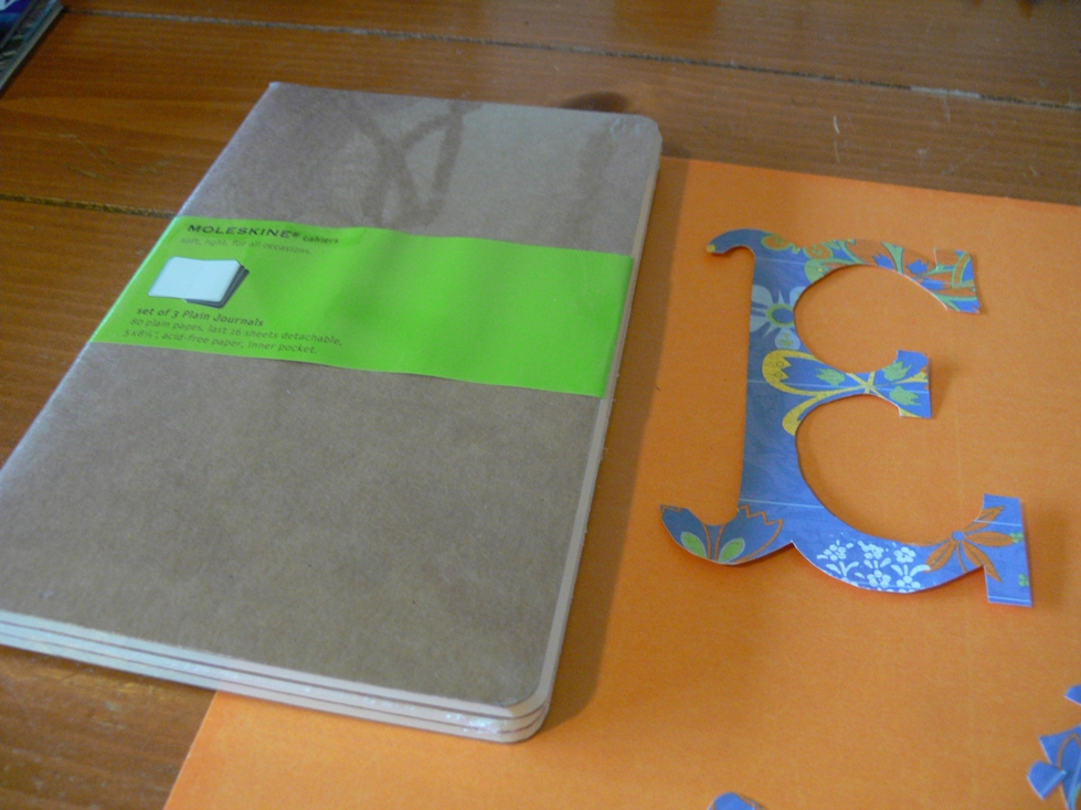 Jenny: Decorated Journal