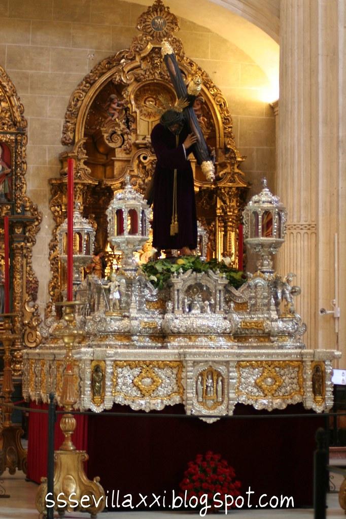 Nuestro Padre Jesús de la Pasión, 2010