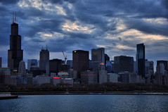 And God Created Blue Hour.....So Man Created Chicago!!! (Seth Oliver Photographic Art) Tags: chicago clouds iso200 illinois twilight nikon midwest nightimages nightlights skyscrapers dusk searstower lakes cityscapes lakemichigan lakeshoredrive nightshots southloop congresshotel beautifulclouds pinoy downtownchicago cookcounty nightscapes chicagoskyline urban