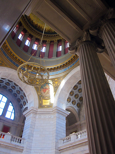 under the dome: rhode island state house #4