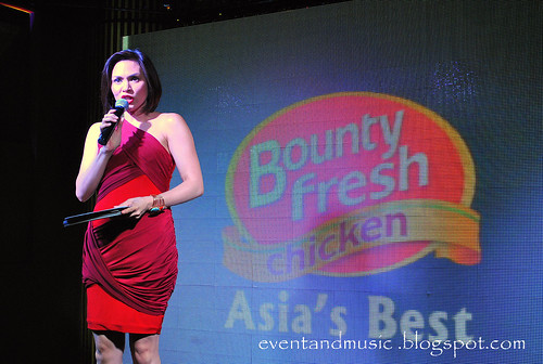 Issa Litton @ Bounty Fresh event by marco adventure