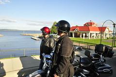 Haileybury Harbour (whataride247) Tags: ontario canada motorcycling haileybury temiskamingshores httpwwwgorideontariocamotorcycle