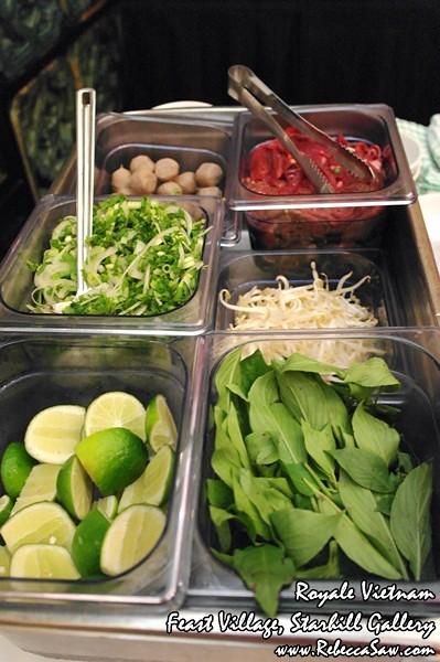 Royale Vietnam - Feast, Starhill Gallery-14