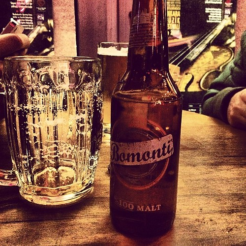 %100 malt :)) hadi alkol reklamı yaptım ya kesin cezayı hadi
