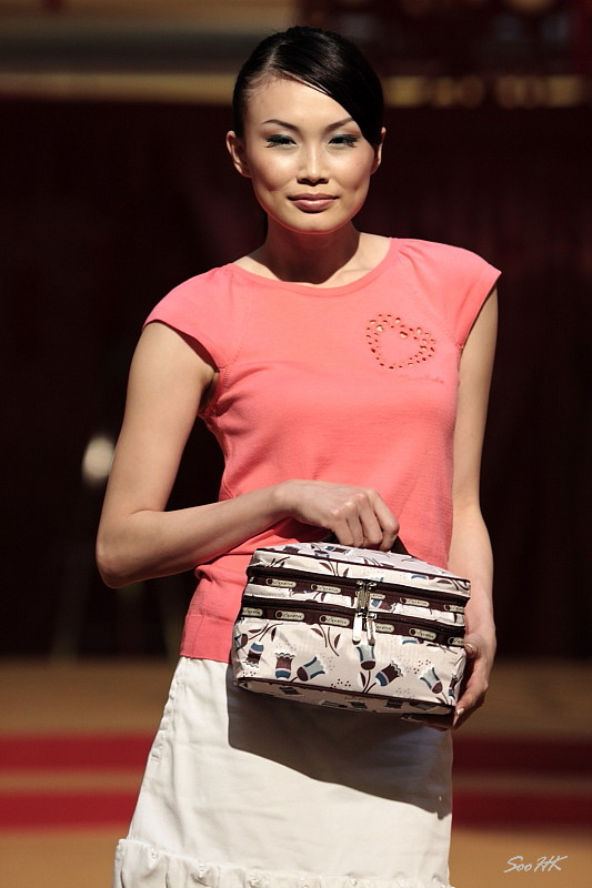 LeSportSac, CNY Fashion Show @ MidValley, KL, Malaysia