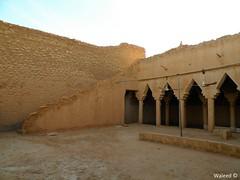 Old Mosque (Waleed Aldakhil) Tags: minaret mosque waleed              aldokhail tharmada