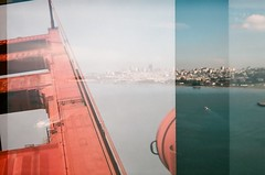 (snuz) Tags: sanfrancisco goldengatebridge holga135