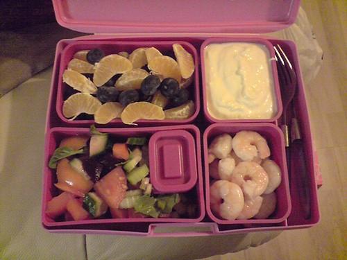 Lunch 15 Jan 2009