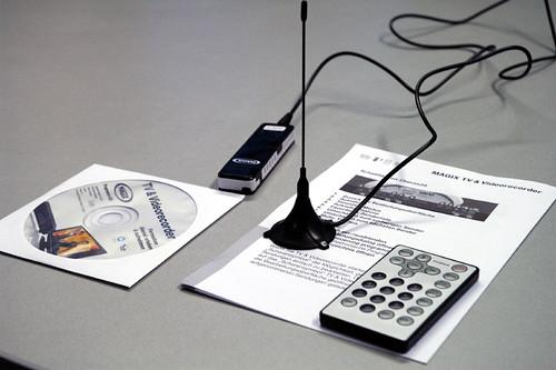 Magix DVBT TV- und Videorekorder
