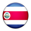Flag of Costa Rica PNG Icon
