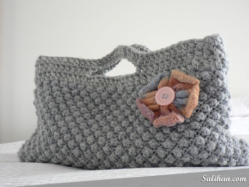 Berry Stitch Bag Revisited