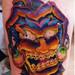 Clown Tattoo | Mike Bennett