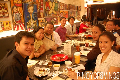 Pinoy Food Bloggers @ F Word