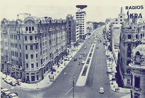 Avenida Wilson... its horrible now, but nice back then