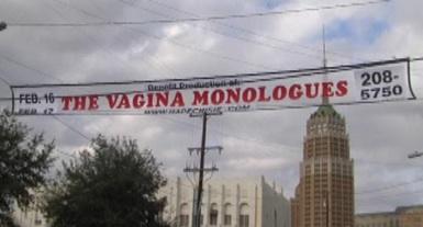 Vagina monologues san antonio tx