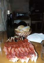 Asturian Cured Meats Platter