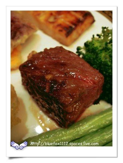 090112欣葉日式自  助料理08_烤牛小排