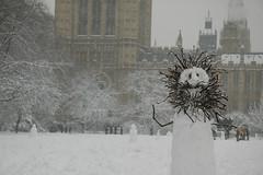 Snow-Lion-Man?