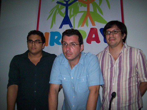 Alberto Fuguet en Iquitos 2
