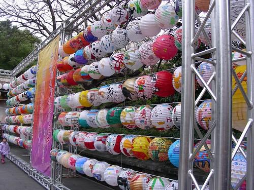 板橋林家花園-燈籠