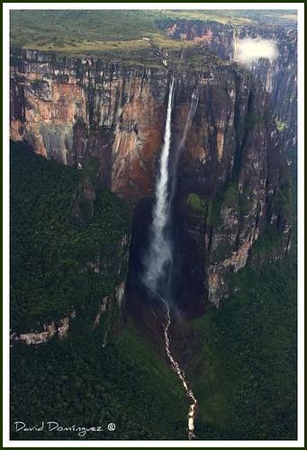 Salto Angel, Angel Falls II, Kerepakupai Merú 976mts