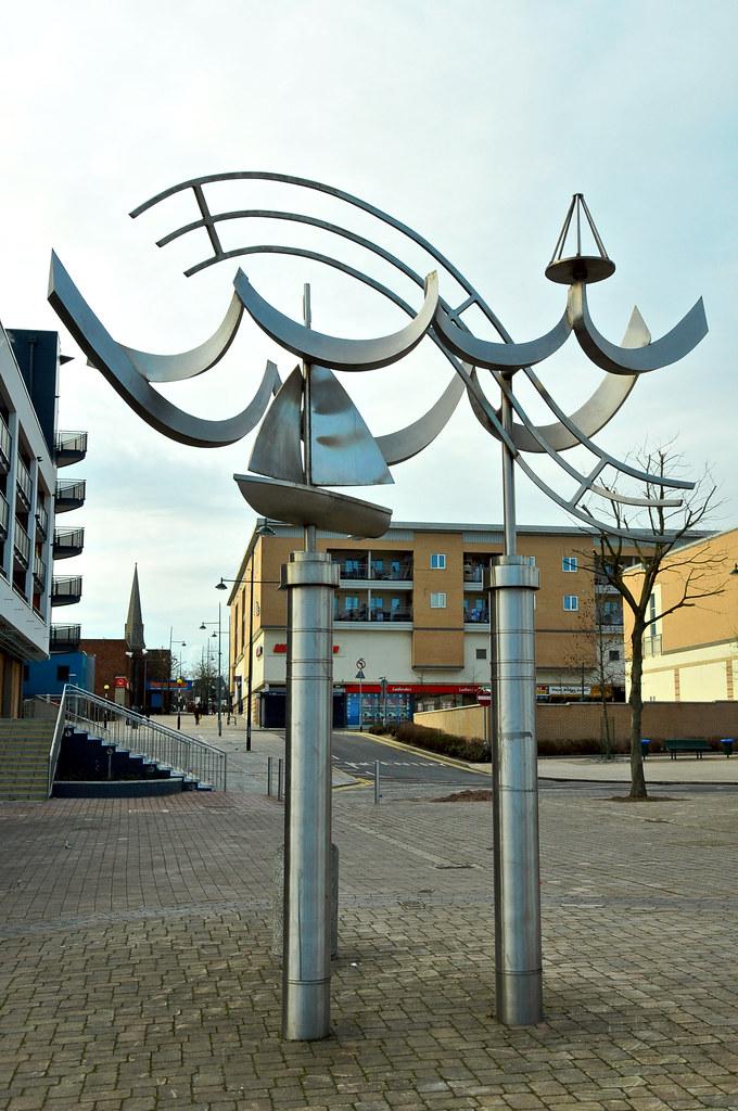 Erith sculpture