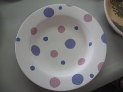 John's bowl, front