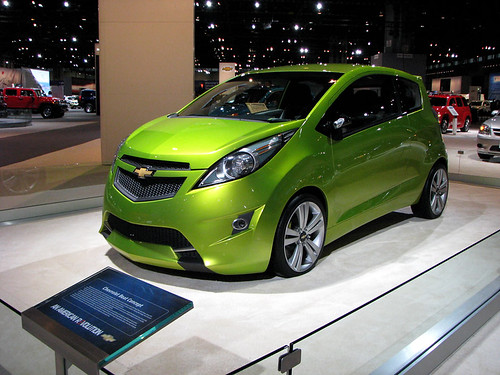 Chicago Auto Show 2009 – Fugliest Concept: Chevy Beat (Pictures)
