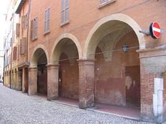 portici 02 (Antonio_Trogu) Tags: street italy strada italia via emilia modena portici sanpaolo emiliaromagna porches antoniotrogu