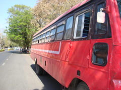 Right side view (Ram Kinhikar) Tags: msrtc ngpur