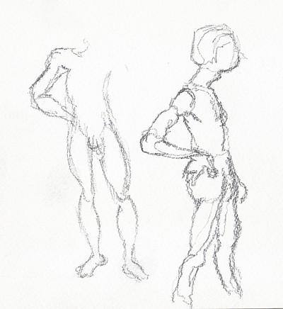 Life Drawing 2009-12-16_01
