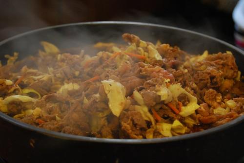 韓式牛羊烤肉
