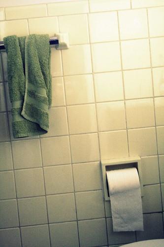 feb. weekends: bathroom